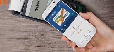 Wave2Pay mobile payments and withdrawals